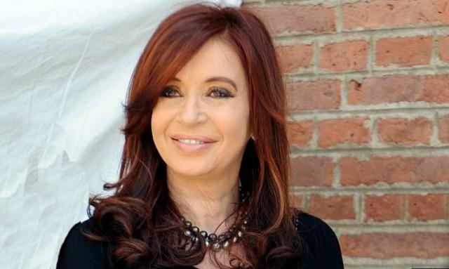 Cristina F. Kirchner