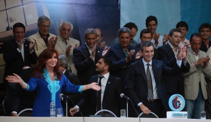 CFK en Berazategui
