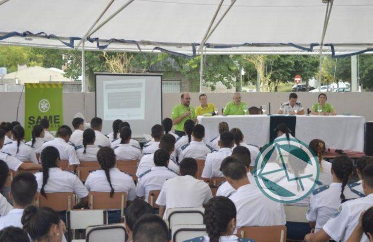 Capacitación de cadetes peninteciarios en La Plata3