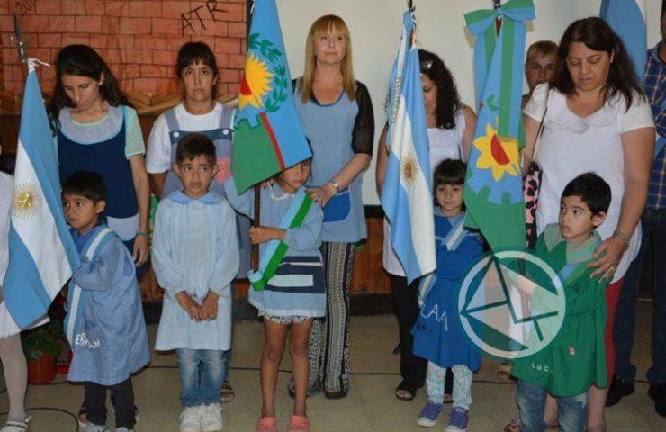 Nedela participó del cierre oficial del Ciclo Lectivo en la Escuela N° 4 D