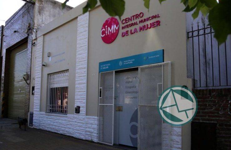 Nuevo Centro Municipal de Atención Integral para la Mujer en La Plata1