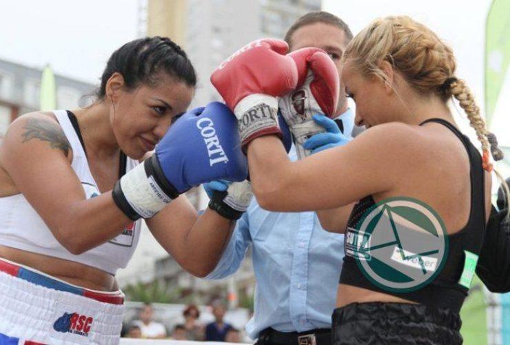 Boxeo solidario en Mar del Plata 02
