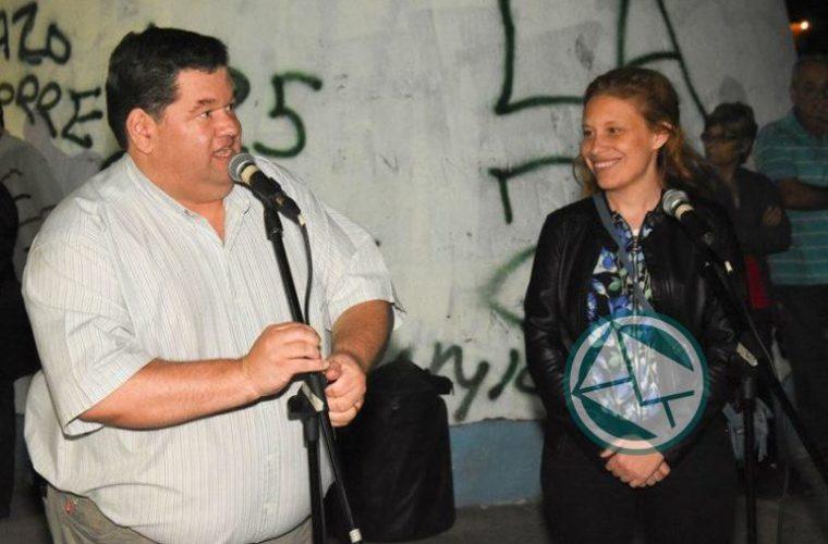 El intendente de Berisso recorrió el festival Los Siete Domingos de Folclore3