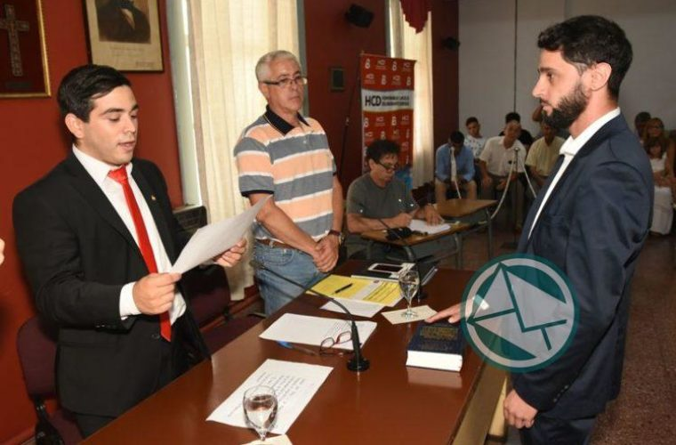 Leonio ocupará la banca de licencia de Ana Lara