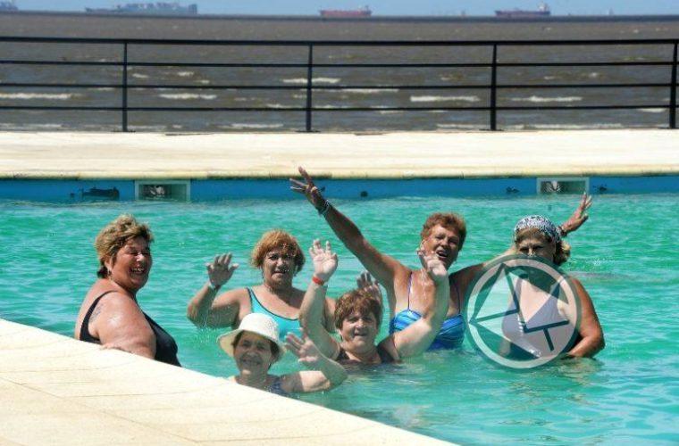 Más de 250 adultos mayores Colonia Municipal La Plata01