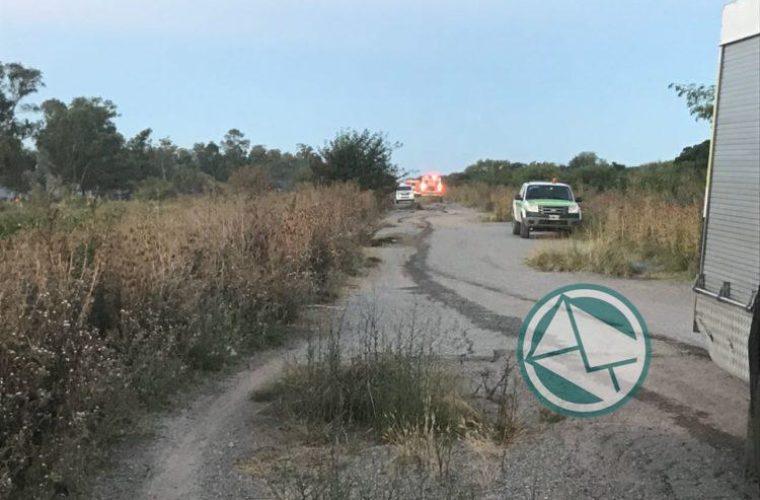 Se pudo controlar incendio en la Selva Marginal de Punta Lara 3