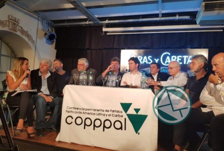 Alianza Ganar de Paraguay en COPPAL Argentina 01