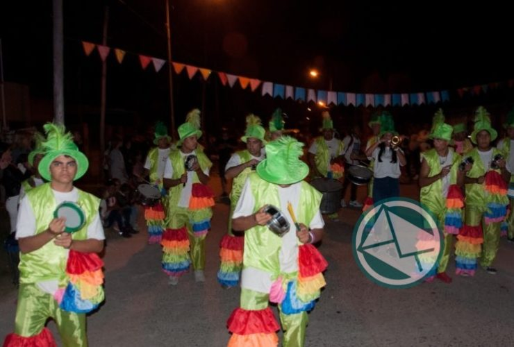 Carnaval Peronista Villa Paula 4