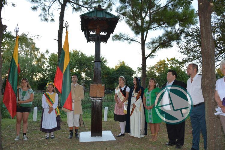 Centenario de la Declaración de la Independencia de Lituania en Berisso 0