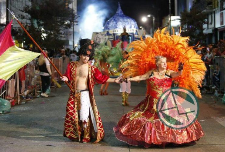 El Carnaval de la Región de Ensenada 2018 12