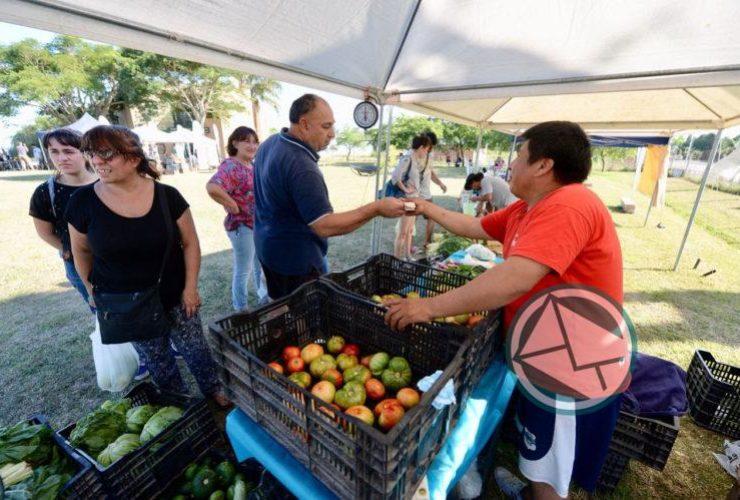 Este fin de semana se desarrolló la 14° Fiesta el Tomate Platense 01