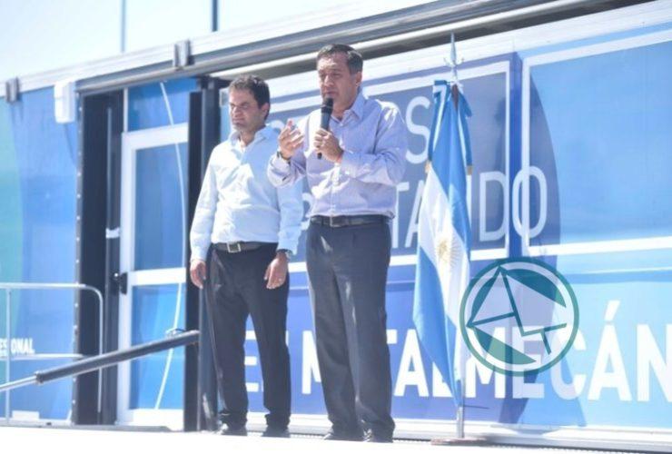 Finocchiaro inauguró cursos de formación profesional en la Matanza 07
