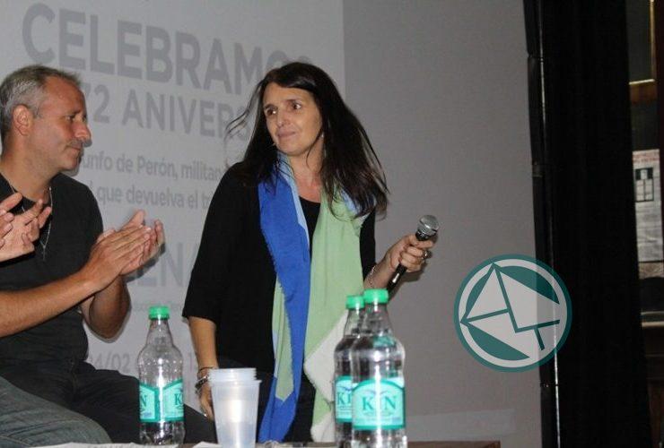 Plenario militante en La Plata para la reconstrucción del peronismo 01