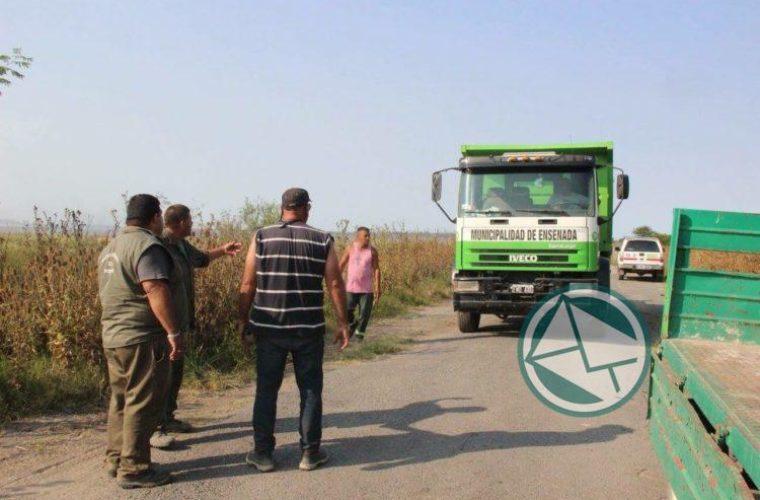 Se logó controlar un nuevo foco de incendio en la Selva Marginal de Punta Lara06