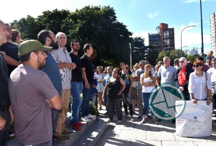 acto por el primer triunfo de Perón en La Plata 03