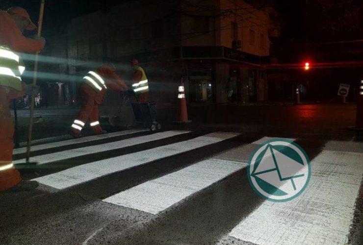 demarcación Avenida Montevideo 02