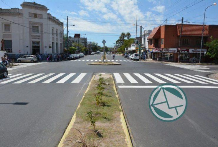 demarcacion Avenida Montevideo dia 2