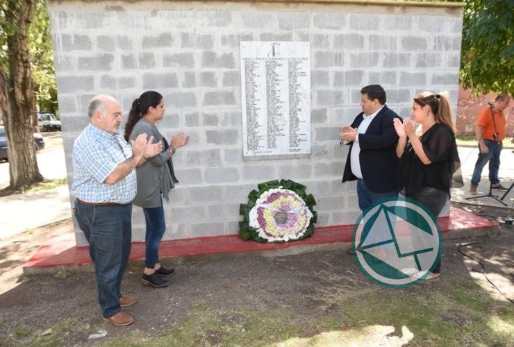 Acto oficialista por el Dia de la Memoria en Berisso para olvidar1