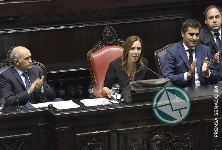 Apertura 2018 Legislatura Maria Eugenia Vidal 01