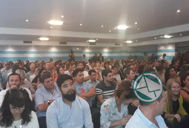 Berisso presente en el Encuentro Provincial de Concejales de Unidad Ciudadana 3