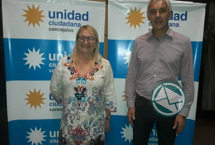 Berisso presente en el Encuentro Provincial de Concejales de Unidad Ciudadana 4