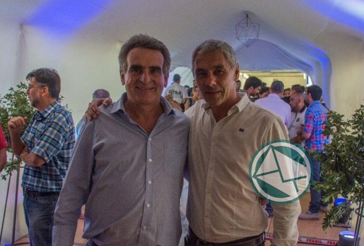 Cagliardi en el Encuentro de la Miitancia San Luis 02
