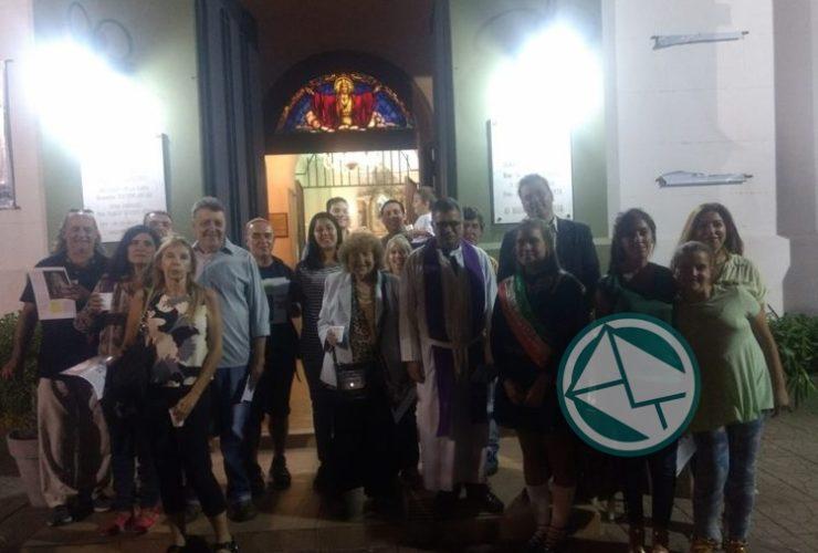 Colectividad Irlandesa celebró San Patricio4