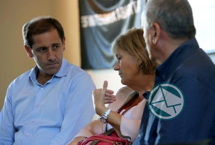 Garro se reunió con familiares de ex combatientes 03