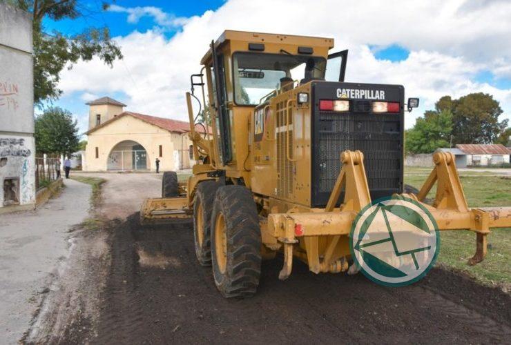 Mejorado en el acceso a la Iglesia del Barrio Obrero 2