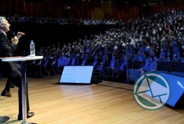 Nedela en el Gabinete Ampliado de Macri 2