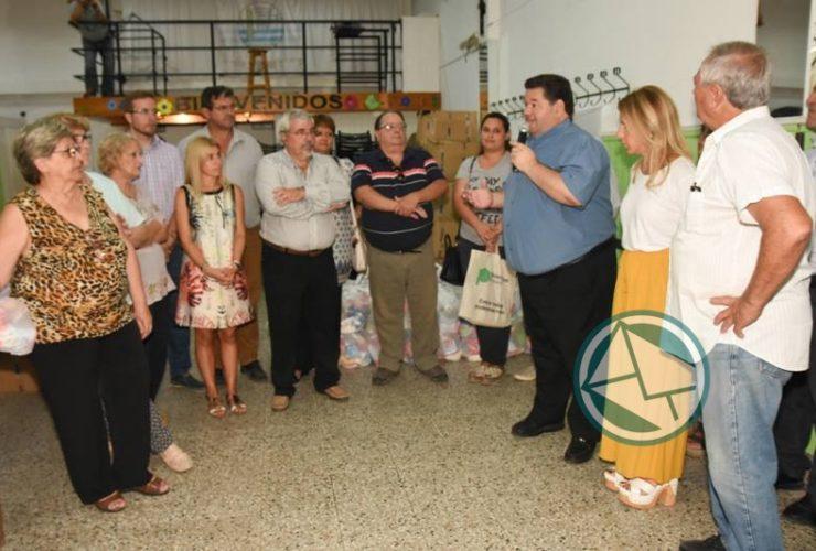 Nedela y PAMI entregaron un subsidio a Centro de Jubilados y Pensionados de Berisso 2