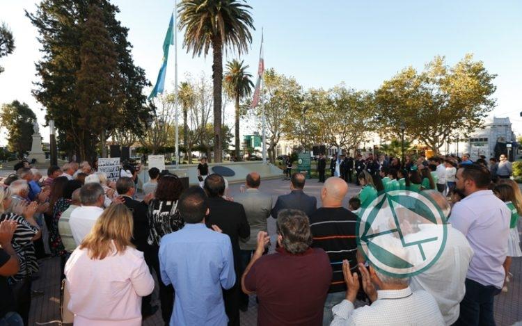 Acto en Ensenada por los 61 años de su autonomía Municipal 2