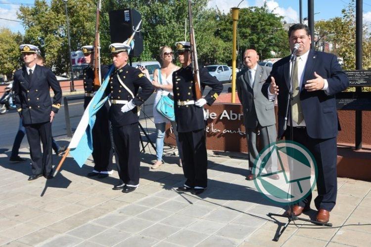 Acto por el 61º Aniversario de la Autonomía Municipal de Berisso 3