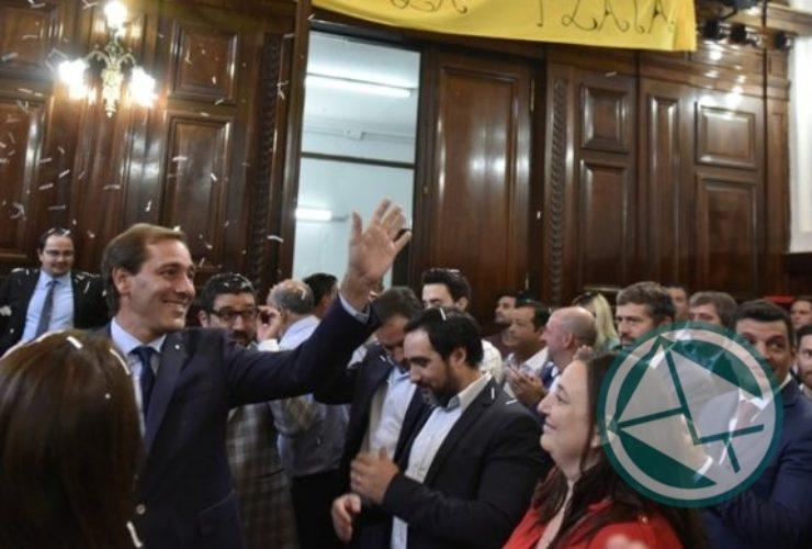 Apertura legislativa HCD La Plata Garro2