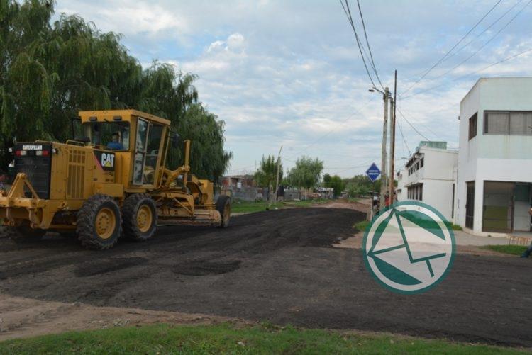 Arreglo de los accesos al CIC del Barrio Obrero1