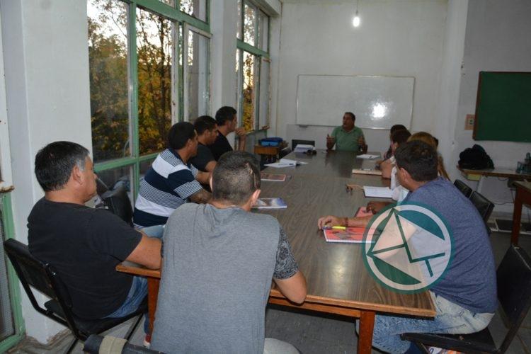 Comenzaron las clases del XVII Curso de Operador Socio-Terapéutico 1