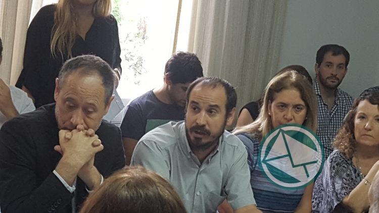 Comisión de Hacienda HCD La Plata 1