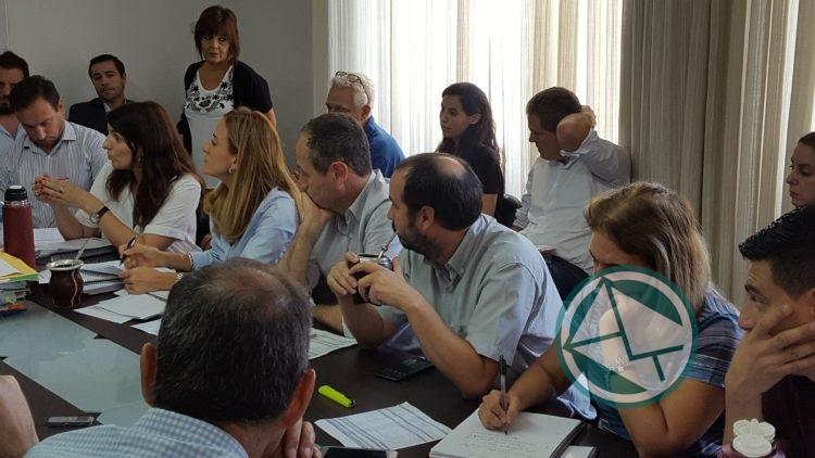Comisión de Hacienda HCD La Plata 2