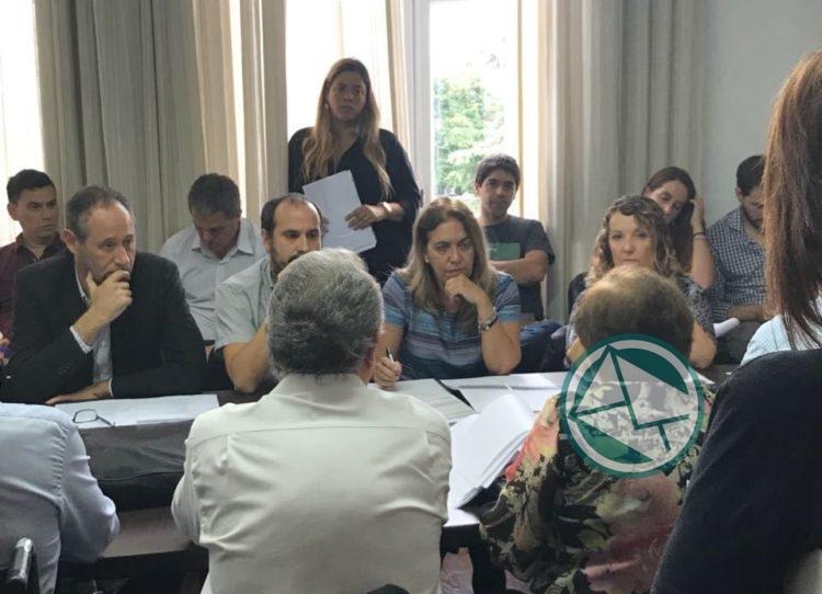 Comisión de Hacienda HCD La Plata 4