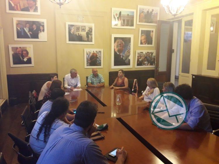 Encuentro de la comunidad educativa de Berisso y Ensenada con la diputada Laura Alonso02