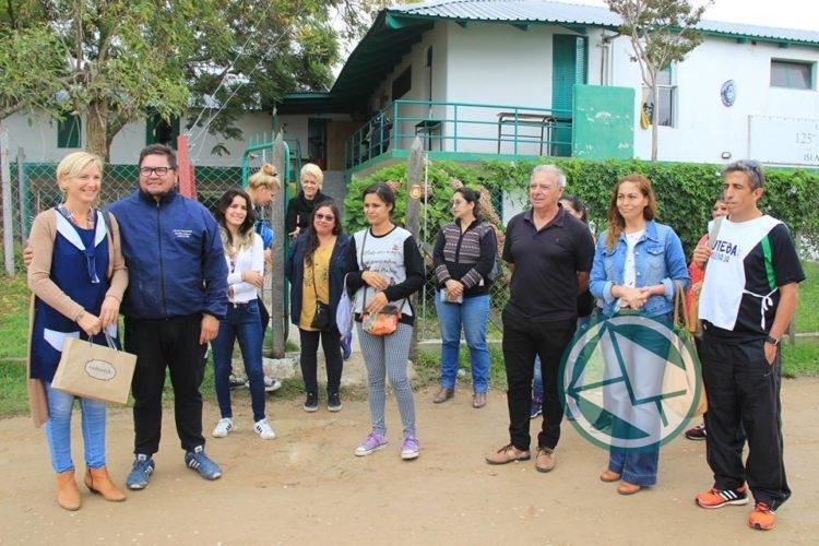 La cartera de Sánchez Zinny dejó sin trabajo a una docente de la Isla Santiago1