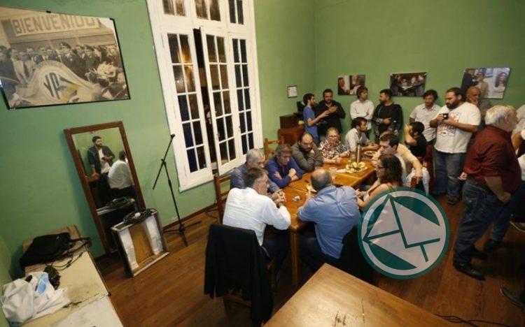 Máximo Kirchner pasó por Ensenada y los ediles de PJ-Unidad Ciudadana de Berisso 03