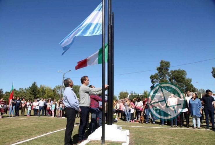 Villa Garibaldi celebró sus 130 años 2