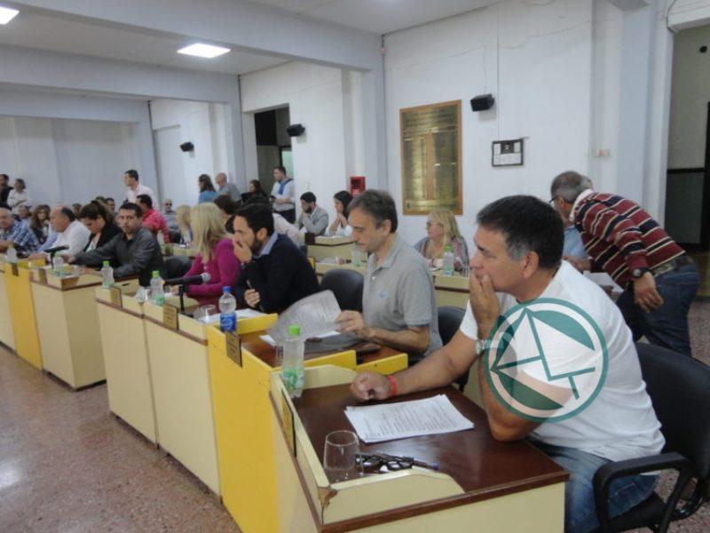 segunda Sesión Ordinaria del Concejo Deliberante de Berisso 02