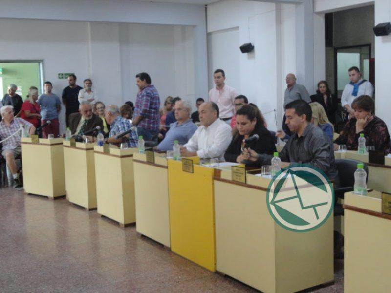 segunda Sesión Ordinaria del Concejo Deliberante de Berisso 04