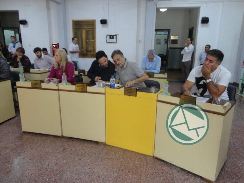 segunda Sesión Ordinaria del Concejo Deliberante de Berisso 05