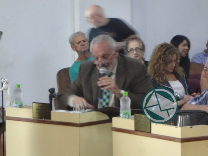 segunda Sesión Ordinaria del Concejo Deliberante de Berisso 09