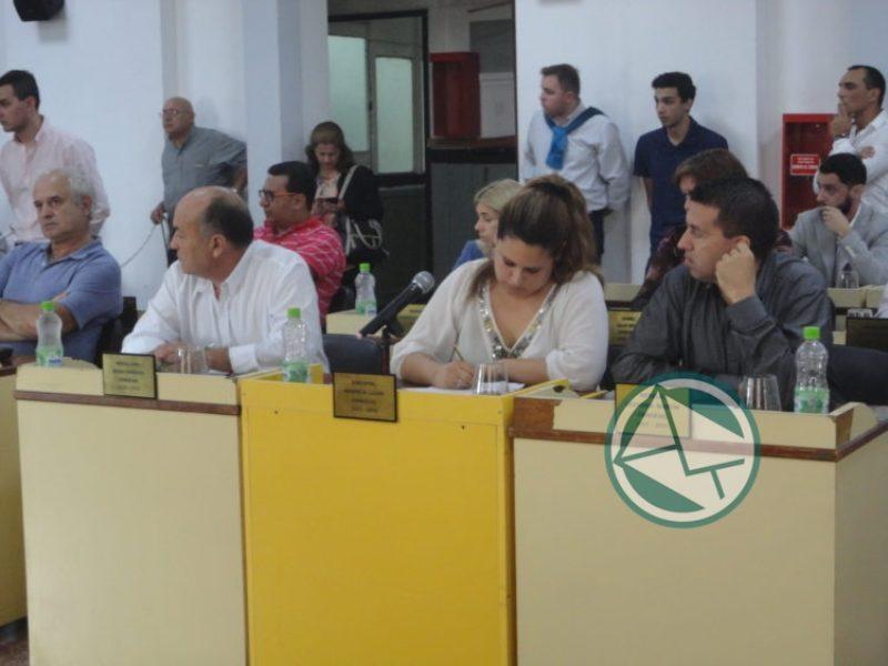 segunda Sesión Ordinaria del Concejo Deliberante de Berisso 10