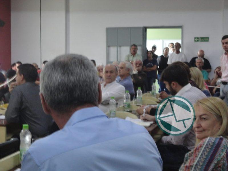 segunda Sesión Ordinaria del Concejo Deliberante de Berisso 15