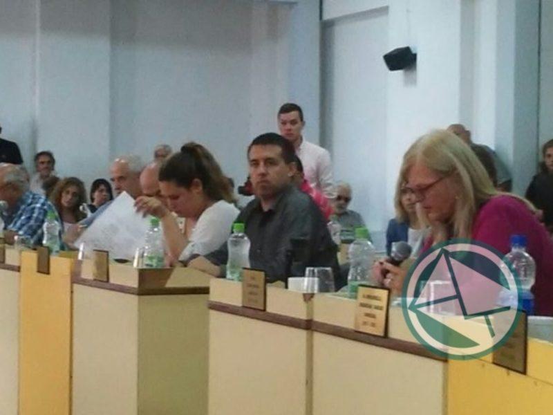 segunda Sesión Ordinaria del Concejo Deliberante de Berisso 17